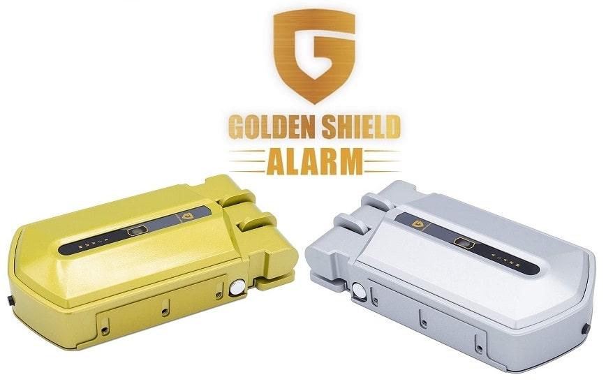 Serrure de Securite Invisible Golden Shield